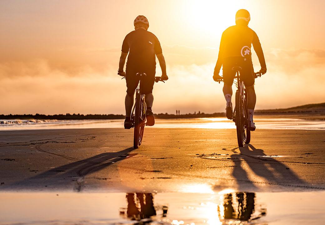 Mountain biking in Denmark